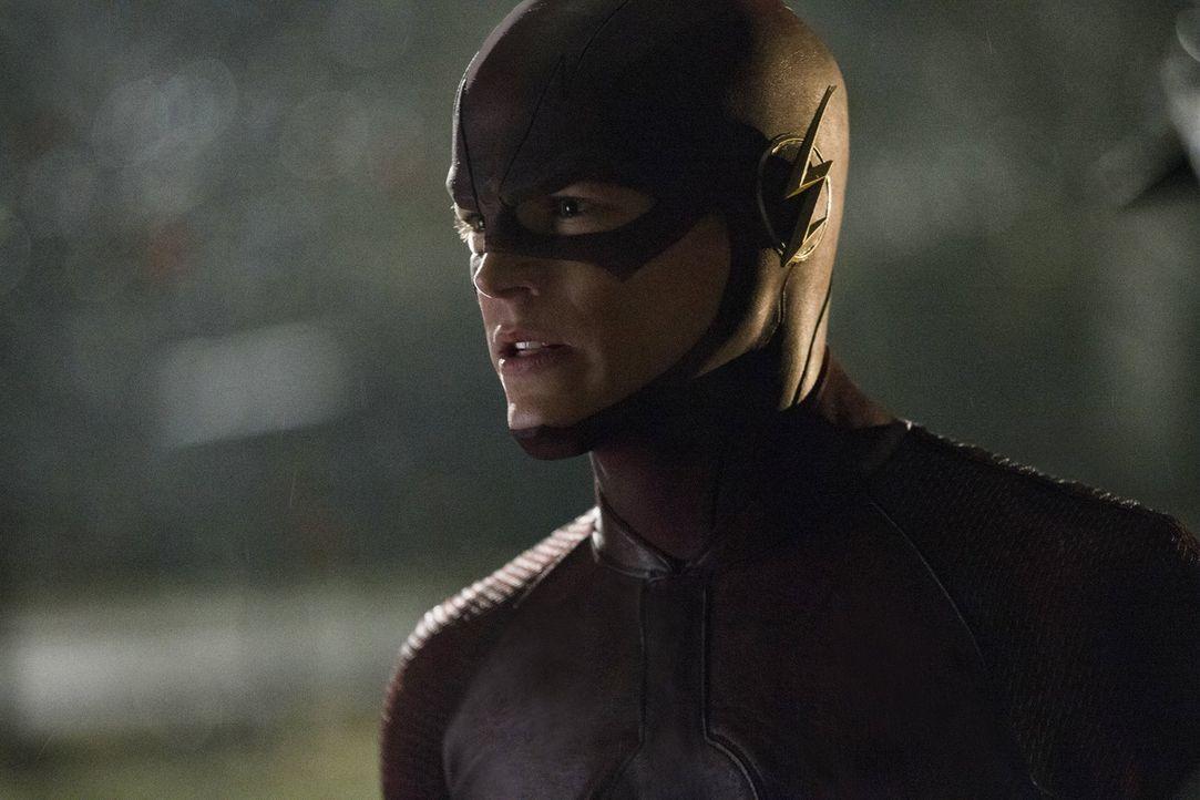 """Der schnellste Mann der Welt: Barry Allen alias """"The Flash"""" (Grant Gustin) ... - Bildquelle: Warner Brothers."""