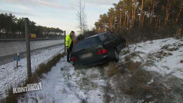 Achtung Kontrolle - Achtung Kontrolle! - Thema U.a: Kein Alltäglicher Unfall Auf Der A1