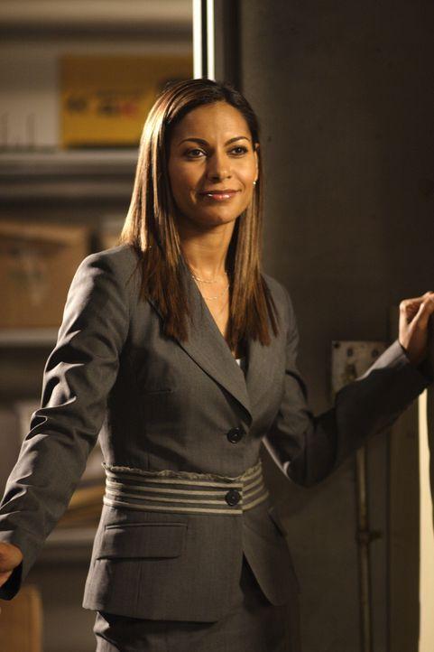 Allison Blake (Salli Richardson-Whitfield) ahnt nicht, dass die Welt kurz vor einem Atomkrieg steht ... - Bildquelle: Universal Television