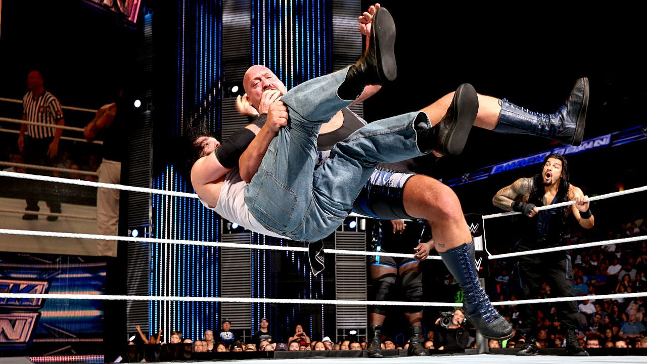 SmackDown 30. August15