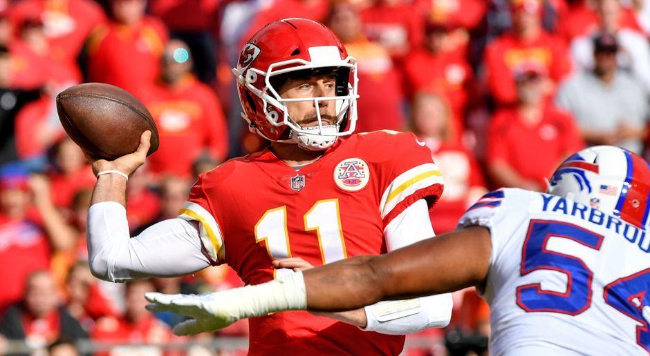 Alex Smith (Washington Redskins) - Bildquelle: 2017 Getty Images