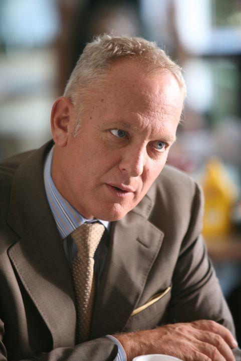 Der skrupellose Strafverteidiger Larry Watt (Connor O'Farrell) ist auf Allison gar nicht gut zu sprechen ... - Bildquelle: Paramount Network Television