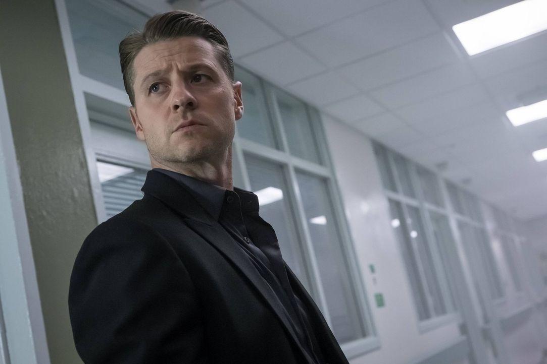 Gordon (Ben McKenzie) kommt durch Jervis mit einer psychedelischen Substanz in Kontakt und wird dadurch mit seiner Vergangenheit und auch seiner Zuk... - Bildquelle: Warner Brothers