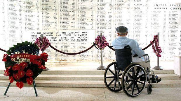 Gedenkstätte Pearl Harbor
