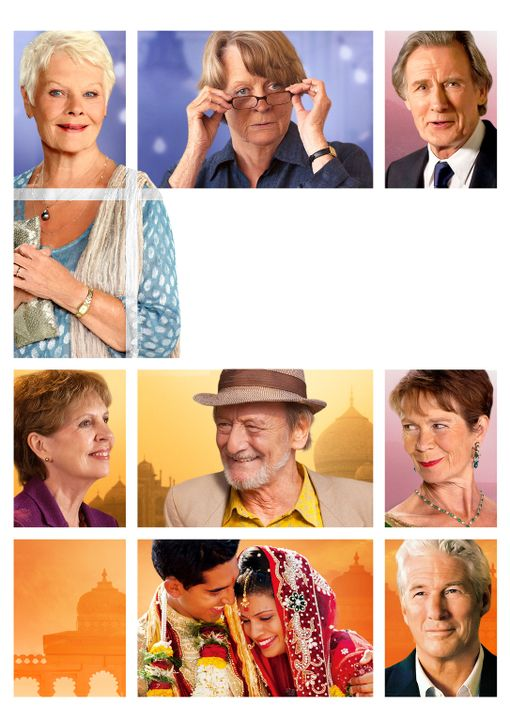 Best Exotic Marigold Hotel 2 - Artwork - Bildquelle: 2015 Twentieth Century Fox Film Corporation.  All rights reserved.