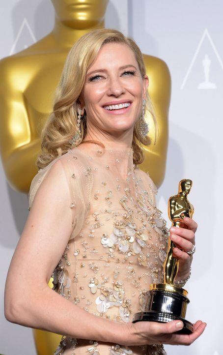 Beste-Hauptdarstellerin-2014-Cate-Blanchett-AFP - Bildquelle: AFP