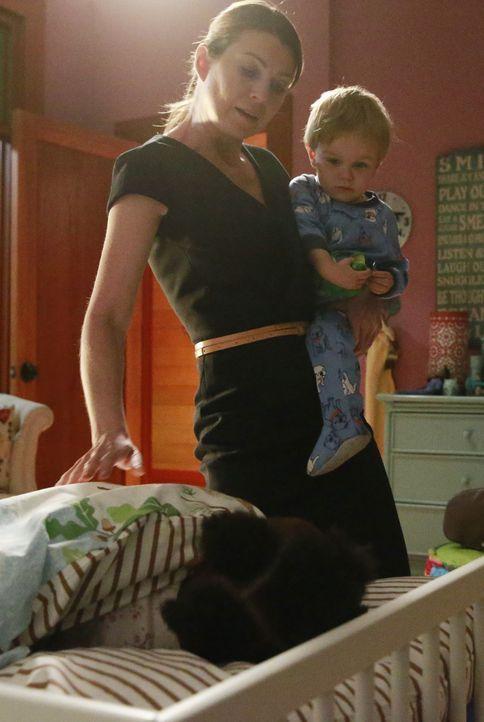 Nach der Beerdigung von Derek nimmt Meredith (Ellen Pompeo, M.) ihre Kinder und verschwindet. Ihre Kollegen machen sich große Sorgen ... - Bildquelle: ABC Studios