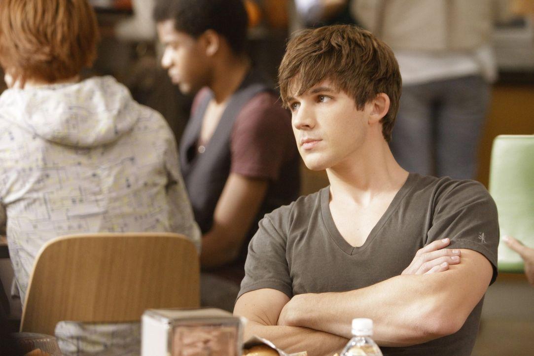 Wird Liam (Matt Lanter) Naomi eines Tages verzeihen können? - Bildquelle: TM &   CBS Studios Inc. All Rights Reserved