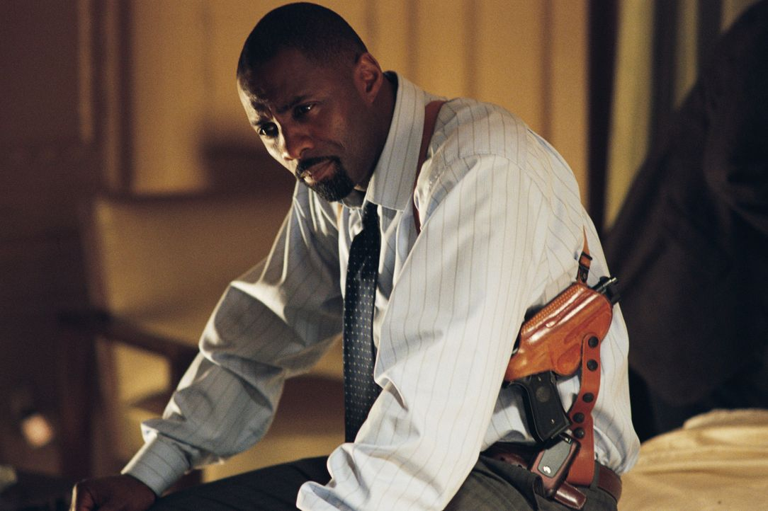 Detective Winn (Idris Elba) hätte nie damit gerechnet, dass er Richard Fenton noch einmal jagen muss ... - Bildquelle: 2008 Screen Gems, Inc. and Miramax Film Corp. All Rights Reserved.