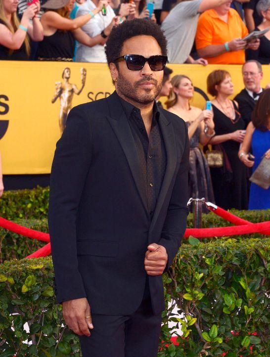SAG-Awards-Lenny-Kravitz-15-01-25-dpa - Bildquelle: dpa