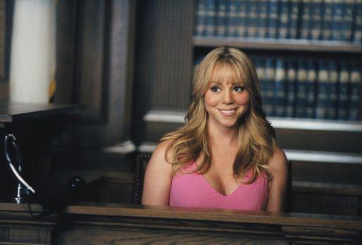Ally McBeal - Macht die hübsche Candy Cushnip (Mariah Carey) John und Corrett...