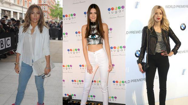 Skinny Jeans Stylingtipps Für Jede Figur