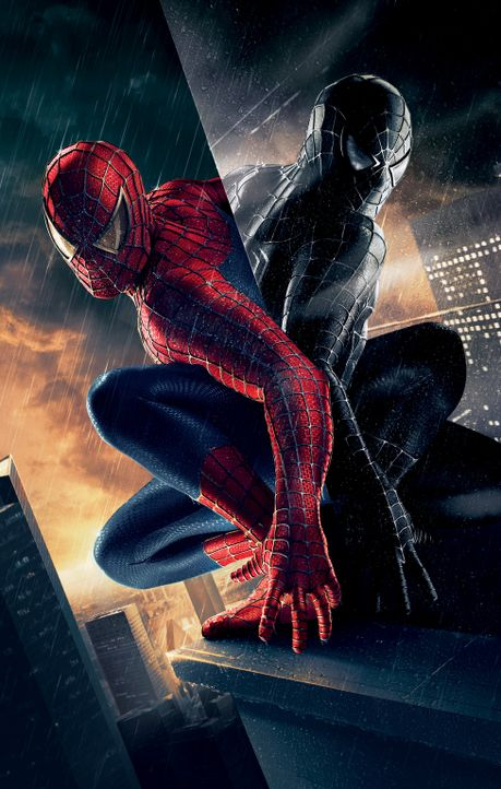 Spider-Man 3 - Artwork - Bildquelle: 2007 Marvel Characters, Inc.  2007 CPII. All Rights Reserved.