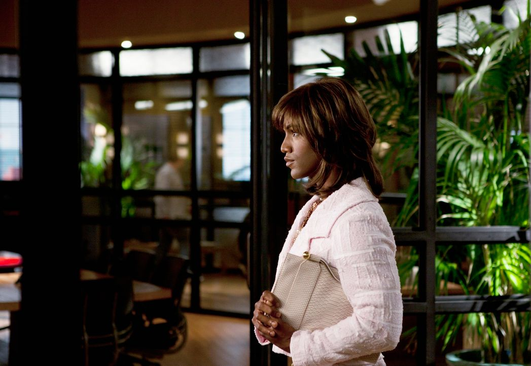 Jane (Darryl Stephens) möchte endlich auch optisch eine Frau werden, doch Sheldon hat Bedenken und willigt für die OP nicht ein. Daraufhin legt si... - Bildquelle: ABC Studios