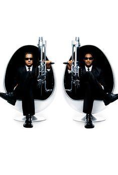 Men in Black II - Die Herren in Schwarz sind zurück!: Agent J (Will Smith, r....