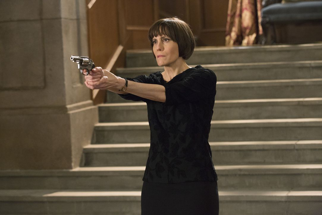 Wird Opal (Joanna Adler) alles und jeden aus dem Weg räumen, der ihre Schuld an Nicks Unfall beweisen könnte? - Bildquelle: 2014 ABC Studios