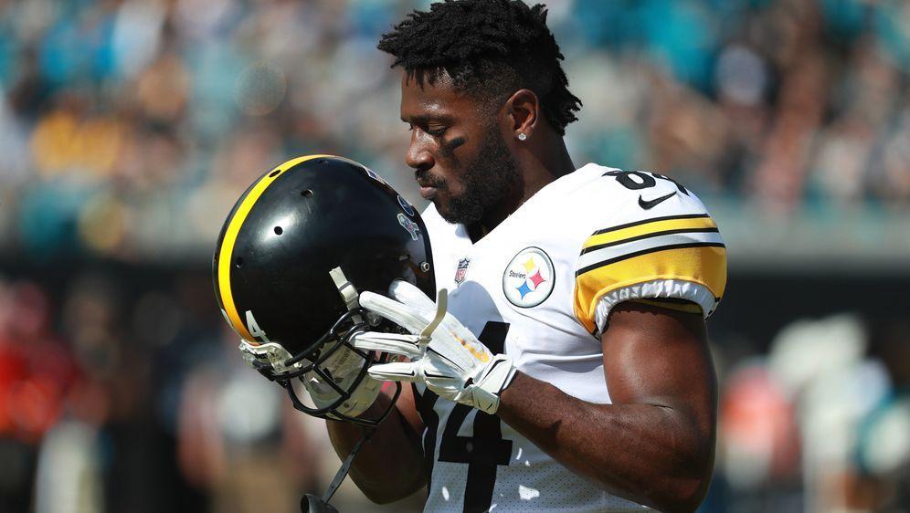 Antonio Brown Soll Steelers Um Trade Gebeten Haben