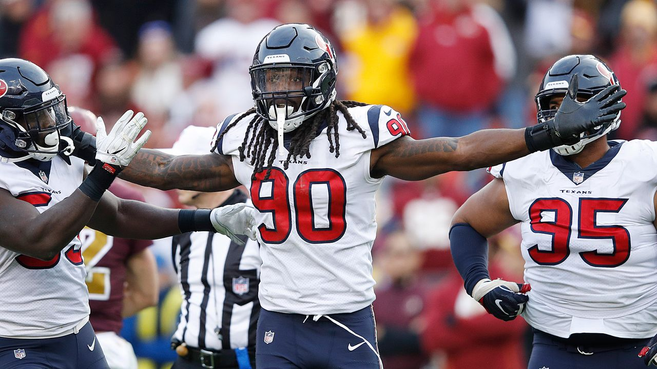 Jadeveon Clowney (Houston Texans) - Bildquelle: 2018 Getty Images