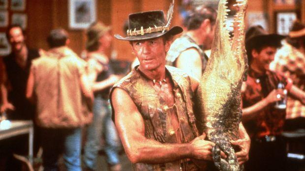 Crocodile Dundee - Ein Krokodil zum Küssen - Nomen est omen: