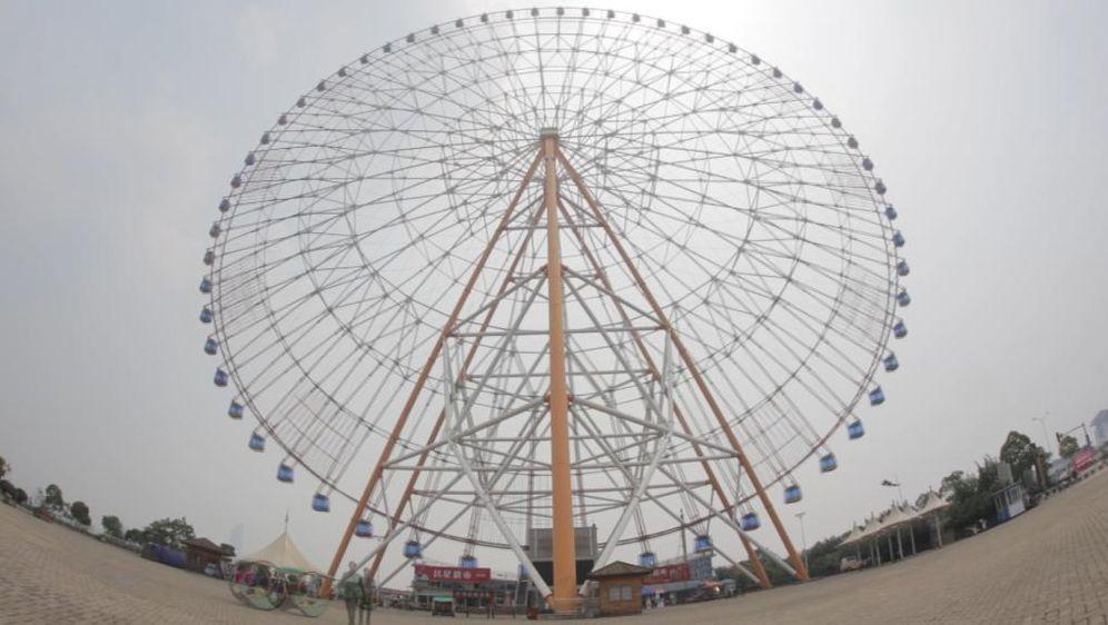 Die größten Riesenräder der Welt