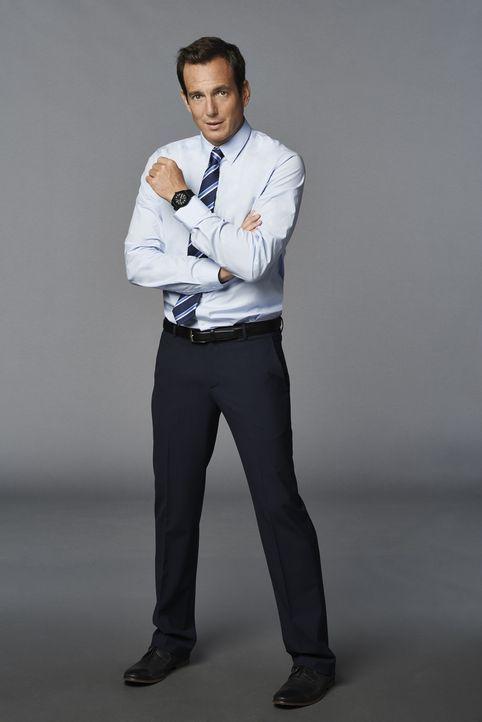 (1. Staffel) - Als Nathan (Will Arnett) seinen Eltern seine Scheidung beichtet, zieht das ungewohnte Folgen nach sich, denn am Ende findet er sich i... - Bildquelle: 2013 CBS Broadcasting, Inc. All Rights Reserved.