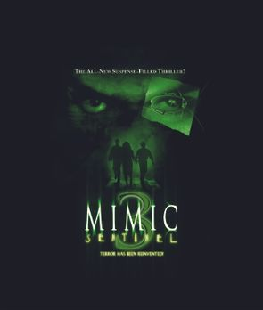Mimic 3 - Mimic 3 - Plakatmotiv - Bildquelle: Dimension Films