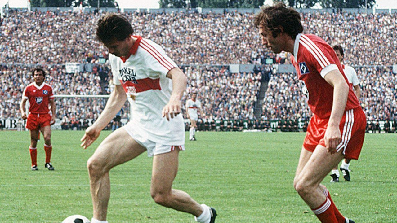 VfB Stuttgart (Saison 1983/84) - Bildquelle: imago/Sportfoto Rudel