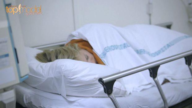 Germany's next Topmodel Teaser Sendung 2 Heidi im Krankenhaus