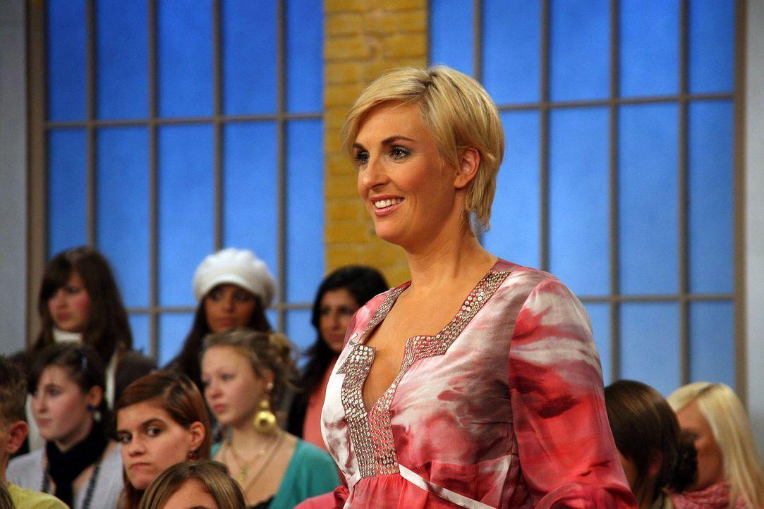 """Britt Hagedorn moderiert seit Jahren mit großem Erfolg ihre Talkshow """"Britt"""" - Bildquelle: Sat.1"""