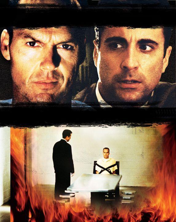 Der Polizist Frank Conner (Andy Garcia, oben r.) kämpft um das Leben seines Sohnes. Doch ausgerechnet der psychopatische Serienkiller McCabe (Micha... - Bildquelle: Sony Pictures Television International. All Rights Reserved.
