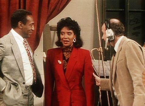 Bill Cosby Show - Cliff Huxtable (Bill Cosby, l.) ist sehr stolz auf seine Fr...