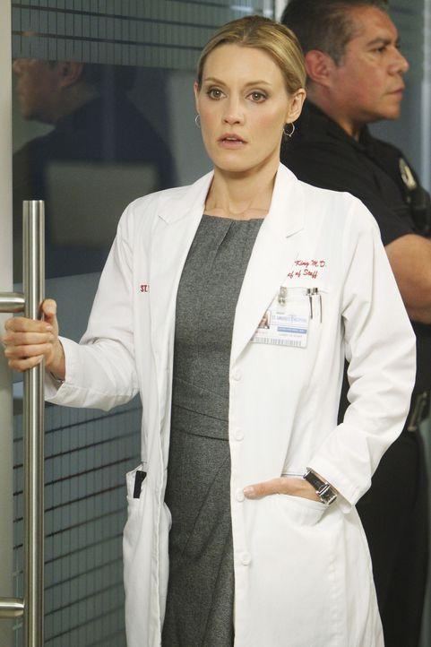 Geht einen schweren Schritt: Charlotte (KaDee Strickland) ... - Bildquelle: ABC Studios