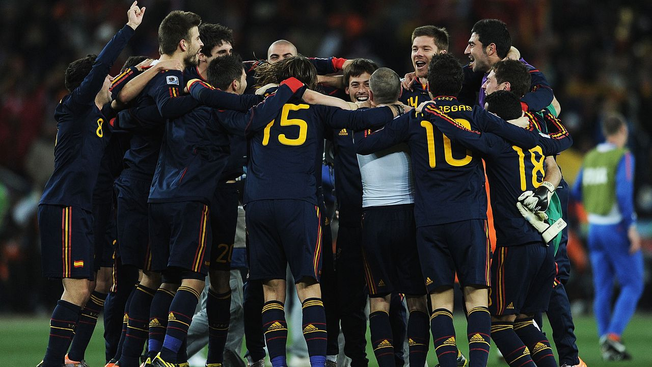 Kroatien erster Final-Debütant nach Spanien 2010 - Bildquelle: 2010 Getty Images