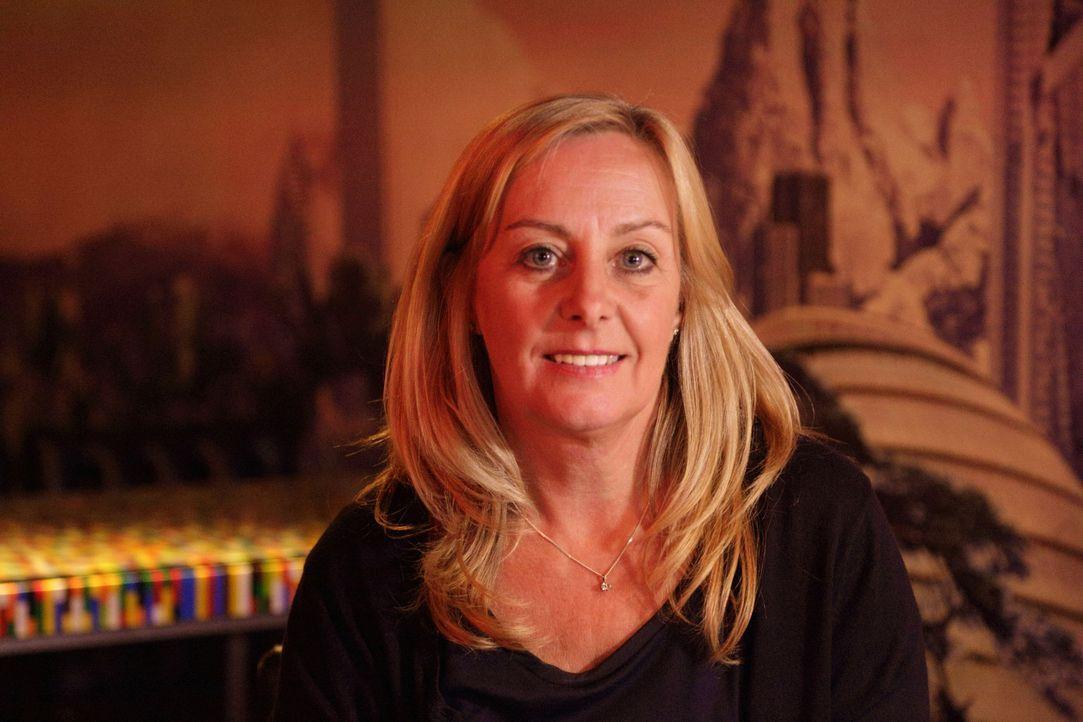 Cathy Ferrier, Chief Executive Office der Wohltätigkeitsorganisation Sentebale, die unter anderem von Prinz Harry gegründet wurde ... - Bildquelle: ITN