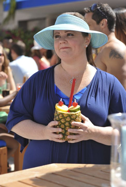 Findet Miami gar nicht so schlecht: Dena (Melissa McCarthy) ... - Bildquelle: American Broadcasting Companies, Inc. All rights reserved.