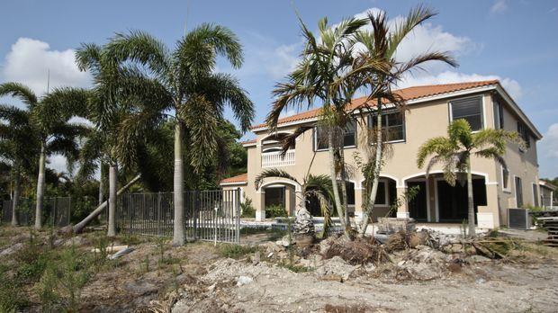 In Florida leben die Menschen aufgrund des guten Wetters vor allem draußen. D...