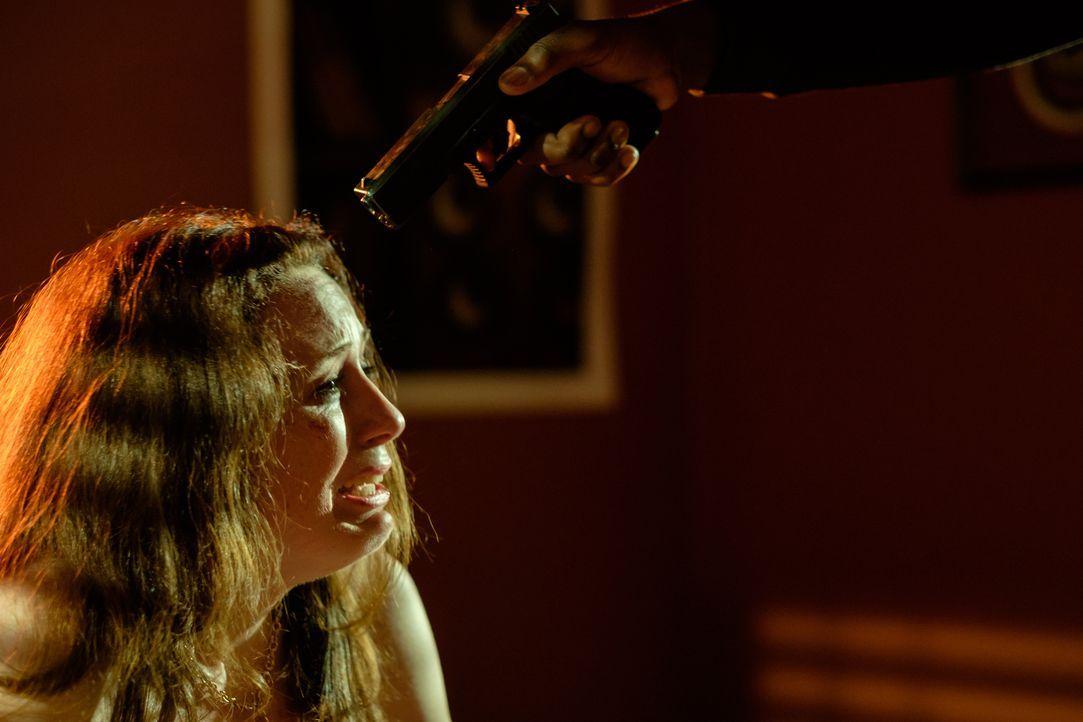 Die 17-jährige Melissa (Cydney Penner) wird von sechs Männern entführt und geht stundenlang durch die Hölle ... - Bildquelle: Darren Goldstein Cineflix 2015