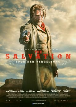 Plakat-The-Salvation-c-2014-Concorde-Filmverleih- GmbH - Bildquelle: 2014 Con...