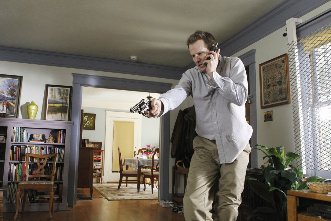 Was hat Bill Rodger (Jack Coleman) vor? - Bildquelle: ABC Studios