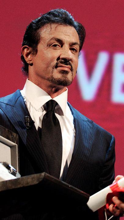 Silvester Stallone - Bildquelle: AFP