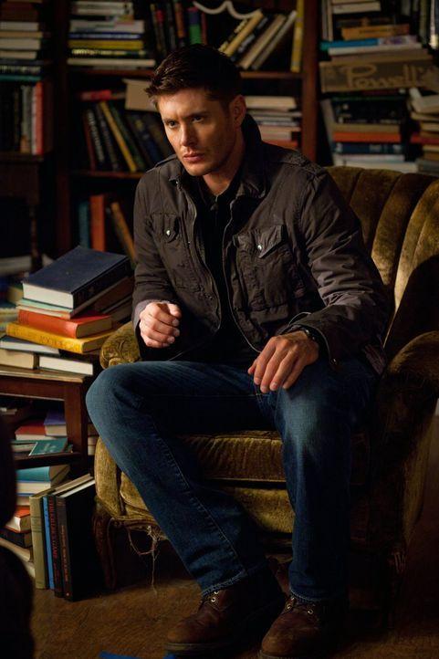 Noch ahnt Dean (Jensen Ackles) nicht, das Crowley mit Kevin spielt ... - Bildquelle: Warner Bros. Television