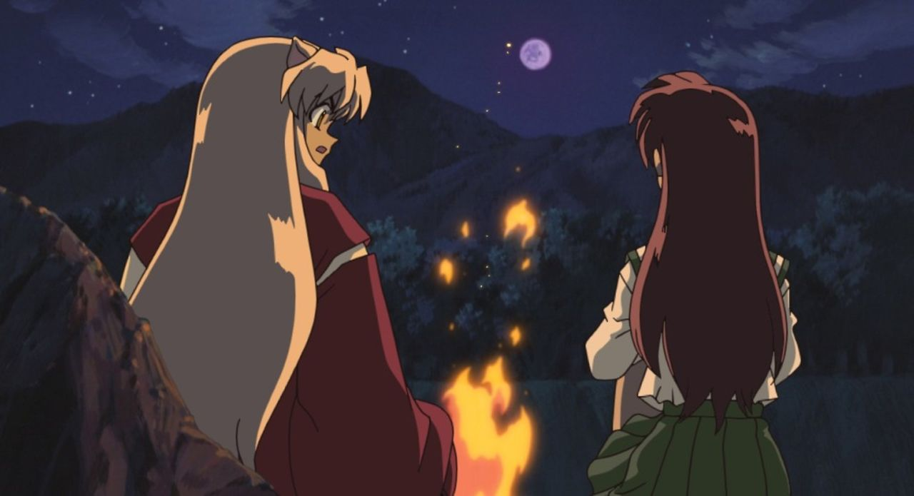 Inuyasha - The Castle Beyond the Looking Glass - Bildquelle: 2002  Rumiko Takahashi / Shogakukan-YTV-Sunrise-ShoPro-NTV-Toho-Yomiuri-TV Enterprise All Rights Reserved