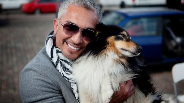 Cesar Millan privat! Die Story des Hundeflüsterers gibt's am 9. Juli auf sixx!