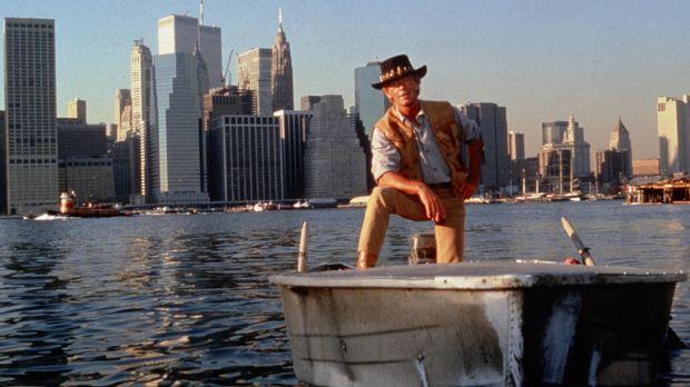 Crocodile Dundee II - Der australische Naturbursche Mick Dundee (Paul Hogan)...