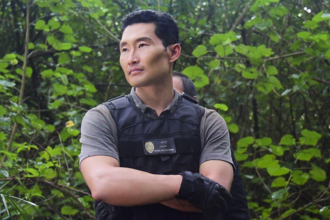 Die Ermittlungen in einem neuen Fall enden für Chin (Daniel Dae Kim) und seine Kollegen völlig anders als geplant ... - Bildquelle: Norman Shapiro 2016 CBS Broadcasting, Inc. All Rights Reserved
