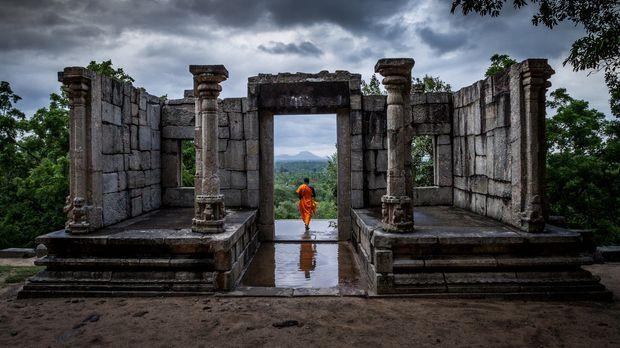 Der Monsunregen ist nicht nur ein faszinierendes Naturphänomen, sondern noch...