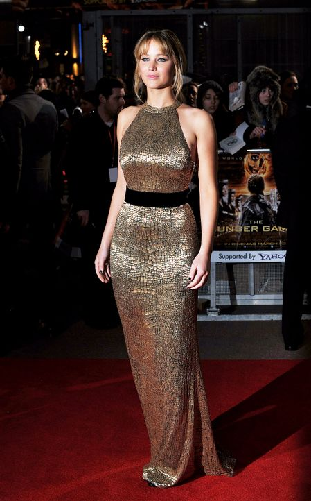 Jennifer-Lawrence-Tribute1-Premiere-London-120314-dpa - Bildquelle: dpa