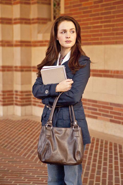 Vier Jahre lang studiert Kate Middleton (Camilla Luddington) mit Prinz William an der St. Andrews University. - Bildquelle: The Königsberg Company