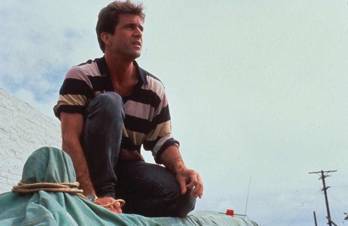 Das Leben des Großdealers McKussic (Mel Gibson) hängt am seidenen Faden, denn Maguire von der Bundes-Drogenpolizei ist ihm dicht auf den Fersen ... - Bildquelle: Warner Bros.