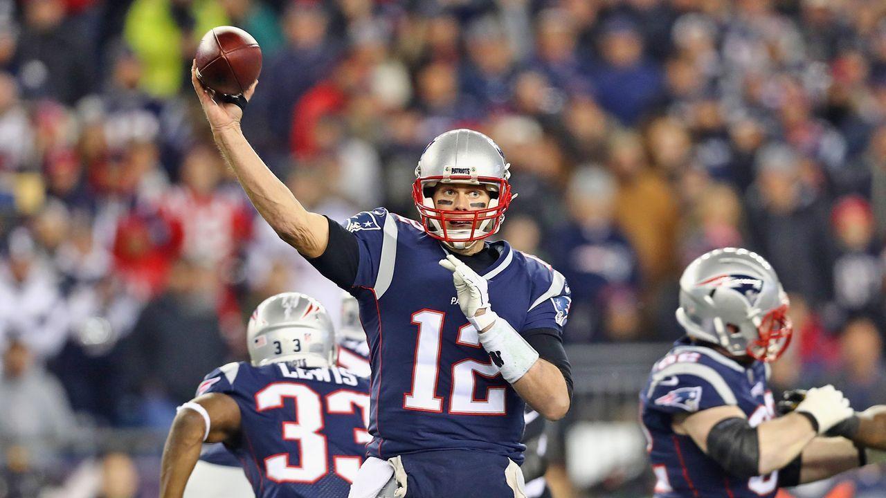 Platz 27: New England Patriots - Bildquelle: 2018 Getty Images